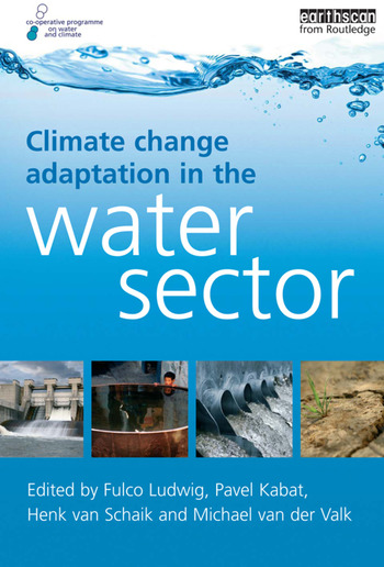 Climate Change Adaptation in the Water Sector book cover