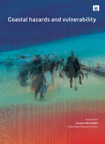 Coastal Hazards and Vulnerability book cover