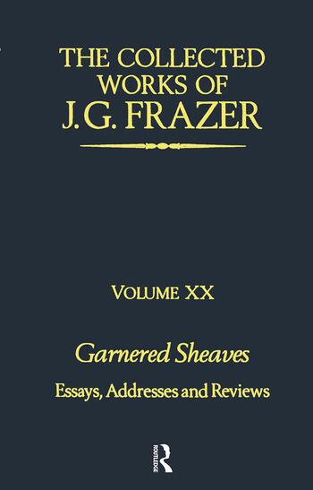 Garnered Sheaves book cover