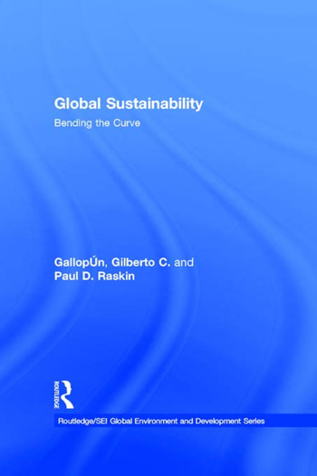 Global Sustainability Bending the Curve book cover