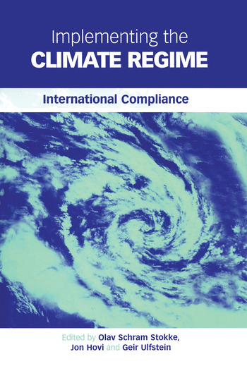 Implementing the Climate Regime International Compliance book cover