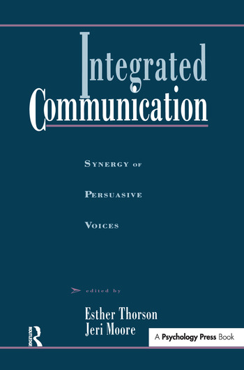 Integrated Communication Synergy of Persuasive Voices book cover