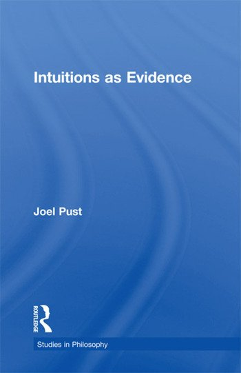 Intuitions as Evidence book cover
