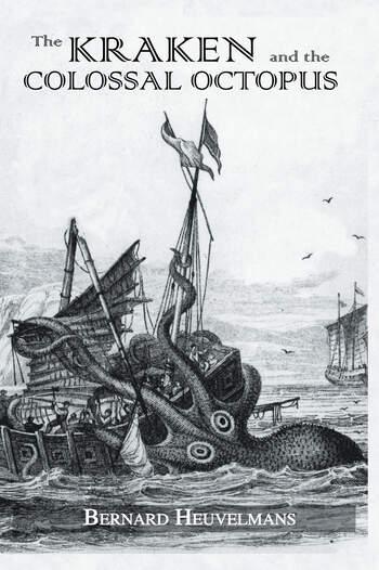 Kraken & The Colossal Octopus book cover