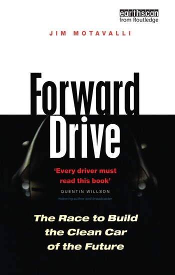 Forward Drive The Race to Build the Clean Car of the Future book cover