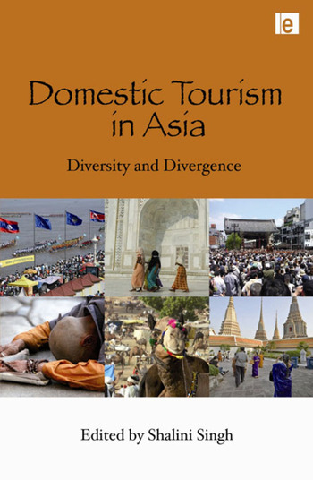 Domestic Tourism in Asia Diversity and Divergence book cover