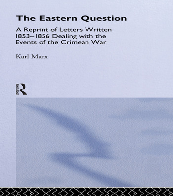 The Eastern Question book cover