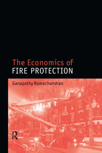 The Economics of Fire Protection book cover