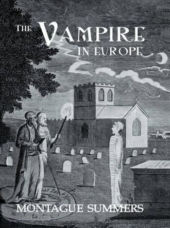 Vampire In Europe book cover