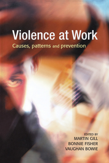 Violence at Work book cover
