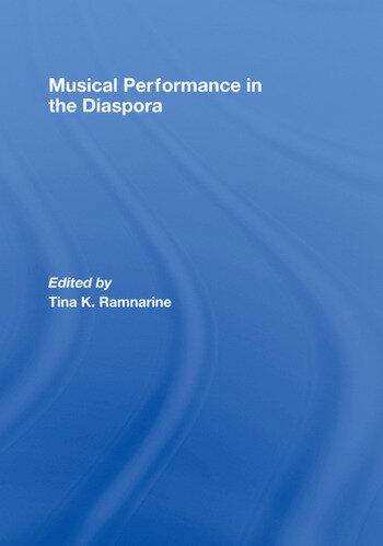 Musical Performance in the Diaspora book cover