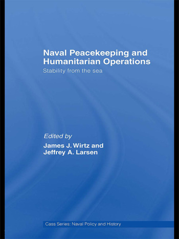 Naval Peacekeeping and Humanitarian Operations Stability from the Sea book cover