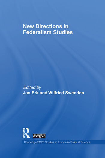 New Directions in Federalism Studies book cover
