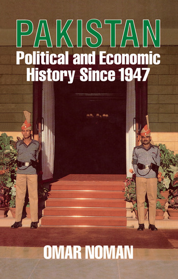 Pakistan book cover