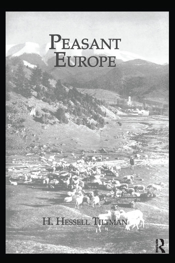 Peasant Europe book cover