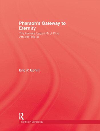 Pharoah'S Gateway To Eternity book cover