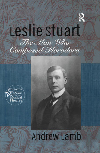 Leslie Stuart Composer of Florodora book cover