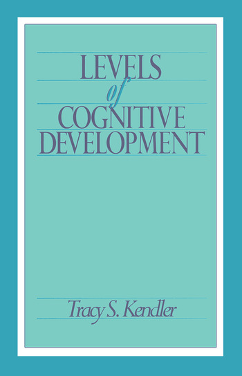 Levels of Cognitive Development book cover