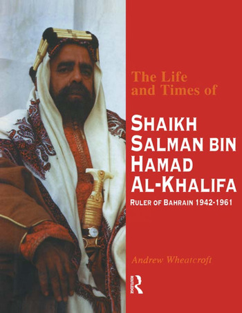 Life & Times Of Shaikh (English book cover
