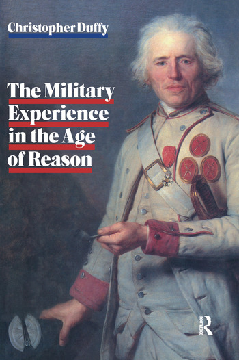 Military Experience in the Age of Reason book cover