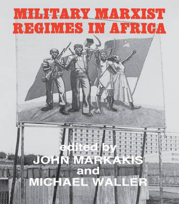 Military Marxist Regimes in Africa book cover