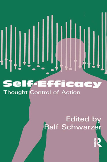 Self-Efficacy Thought Control Of Action book cover