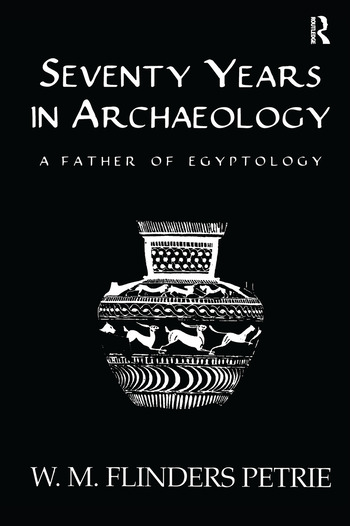 Seventy Years In Archaeology book cover