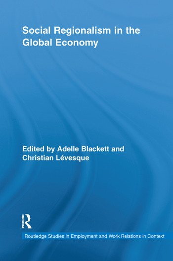 Social Regionalism in the Global Economy book cover