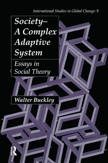 Society book cover