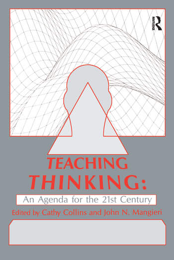 Teaching Thinking An Agenda for the Twenty-first Century book cover