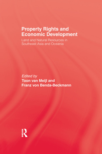 Property Rights & Economic Development book cover