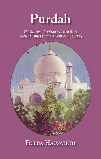 Purdah: Status Of Indian Women book cover