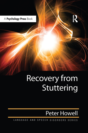 Recovery from Stuttering book cover