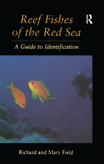 Reef Fish Of The Red Sea book cover