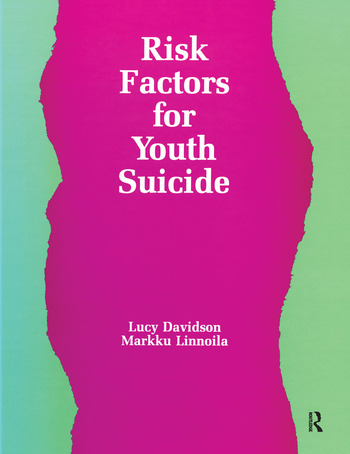 Risk Factors for Youth Suicide book cover