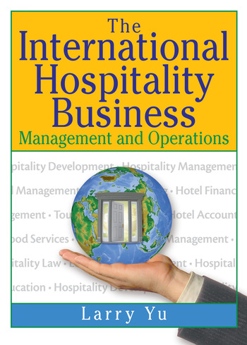 The International Hospitality Business Management and Operations book cover