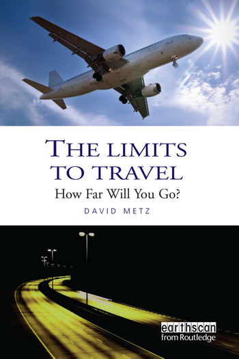 The Limits to Travel How Far Will You Go? book cover