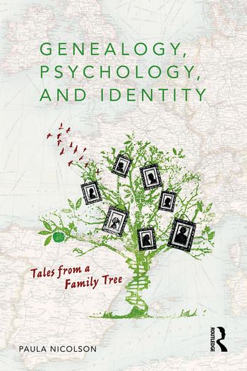 Genealogy, Psychology and Identity Tales from a family tree book cover