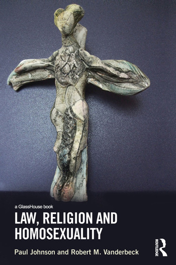 Law, Religion and Homosexuality book cover
