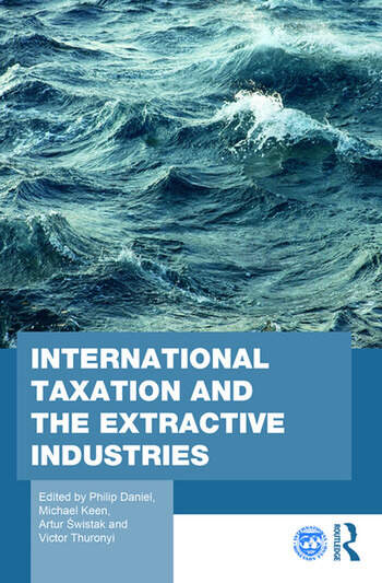 International Taxation and the Extractive Industries book cover