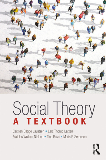Social Theory A Textbook book cover