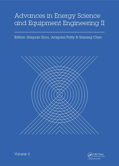 Advances in Energy Science and Equipment Engineering II Volume 2 Proceedings of the 2nd International Conference on Energy Equipment Science and Engineering (ICEESE 2016), November 12-14, 2016, Guangzhou, China book cover