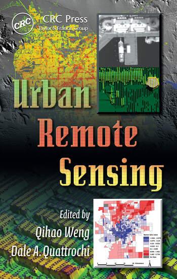 Urban Remote Sensing book cover