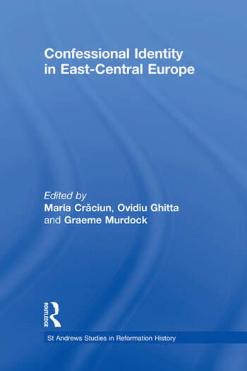 Confessional Identity in East-Central Europe book cover