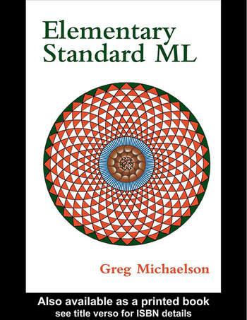 Elementary Standard ML book cover