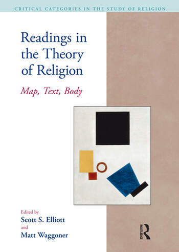 Readings in the Theory of Religion Map, Text, Body book cover