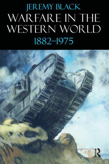 Warfare in the Western World, 1882-1975 book cover