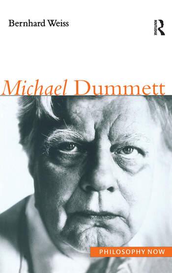 Michael Dummett book cover