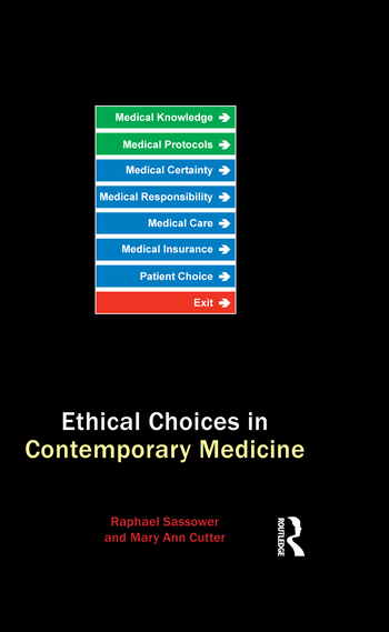 Ethical Choices in Contemporary Medicine book cover