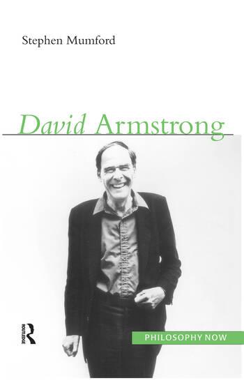 David Armstrong book cover